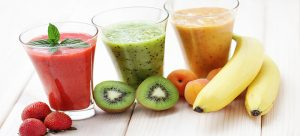 Boost Nutrients Fruit Smoothies