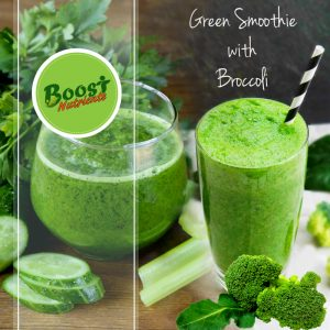 Boost Nutrients - Smoothie Greens Powder