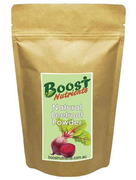 Boost Nutrients - Smoothie ingredients Beetroot Powder