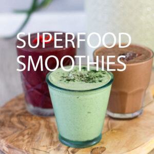 Healthy recipes for smoothies