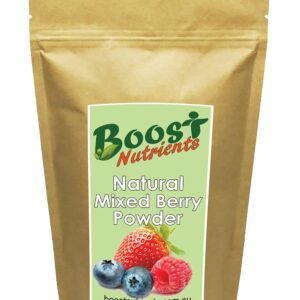 Australian Mixed Berry Fruit Powder 100g - Boost Nutrients