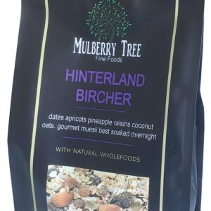 Hinterland Bircher Muesli 500g - Mulberry Tree