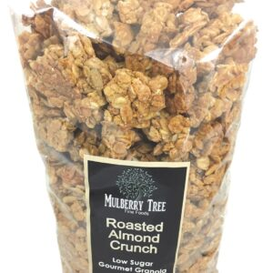 Roasted Almond Crunch Granola 1kg