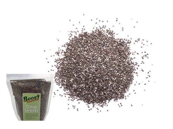 chia seeds acai bowl ingredient