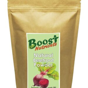 Organic  Beetroot Vegetable Powder 100g - Boost Nutrients