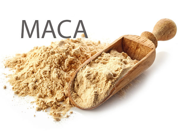 maca for breakfast shake