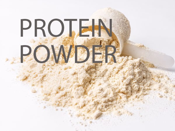 protein powder for breakfast shake